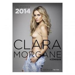 Calendrier Clara Morgane